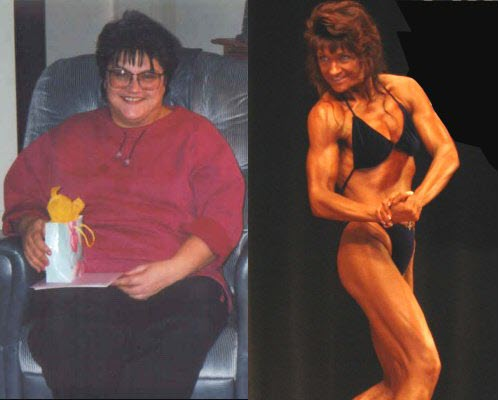 Barb Herbert transformation