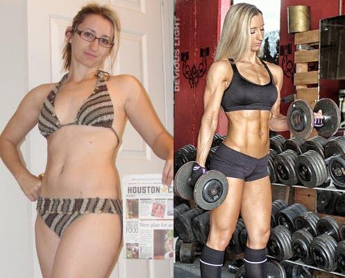 Jennifer Hennessey transformation