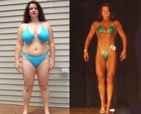 Liz Buffone Body Transformation
