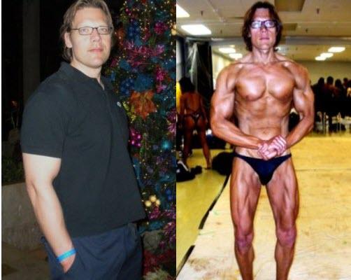 Robert Duba transformation
