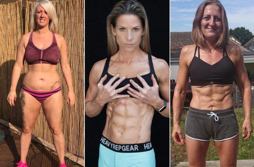 Vicky Sheldrake transformation
